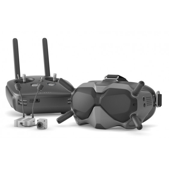 Casque DJI FPV Fly More Combo