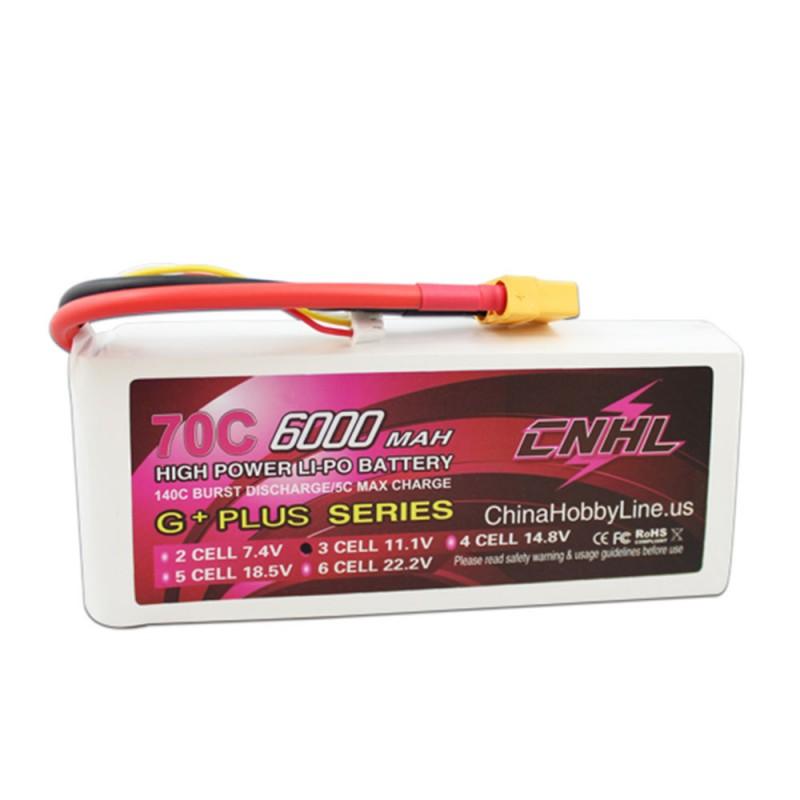 CNHL G+Plus 3S 6000mAh 70C