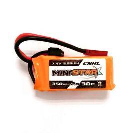 CNHL MiniStar 2S 350mAh 30C - Pack de 3