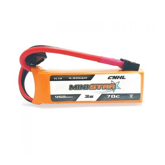 CNHL MiniStar 3S 450mAh 70C