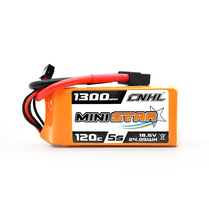 CNHL MiniStar 5S 1300mAh 120C