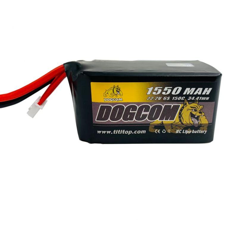 Dogcom 6S 1550mAh 150C