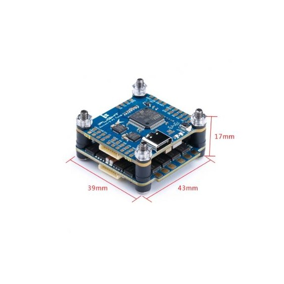 iFlight SucceX-D F7 TwinG & ESC 50A 4-in-1