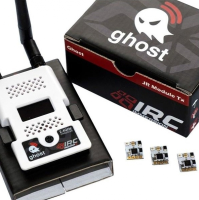 ImmersionRC Ghost + 3 récepteurs Atto