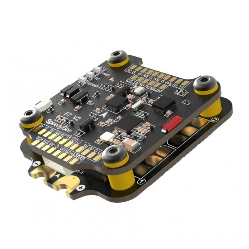 SpeedyBee Stack F7 V2 & ESC 4en1 45A