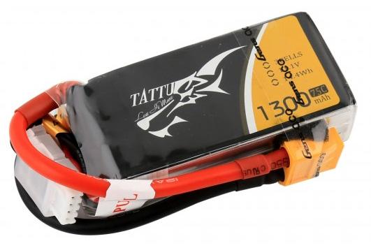Tattu 3S 1300mAh 75C