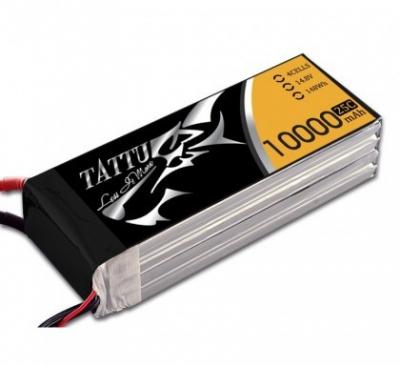 Tattu 4S 10000mAh 25C
