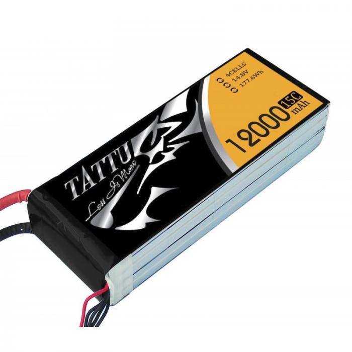 Tattu 4S 12000mAh 15C
