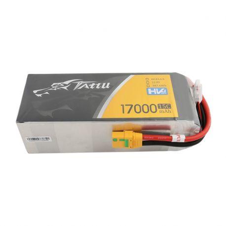 Tattu 6S HV 17000mAh 15C
