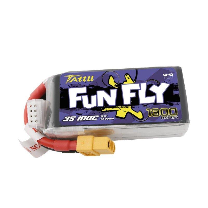 Tattu Funfly 3S 1300mAh 100C