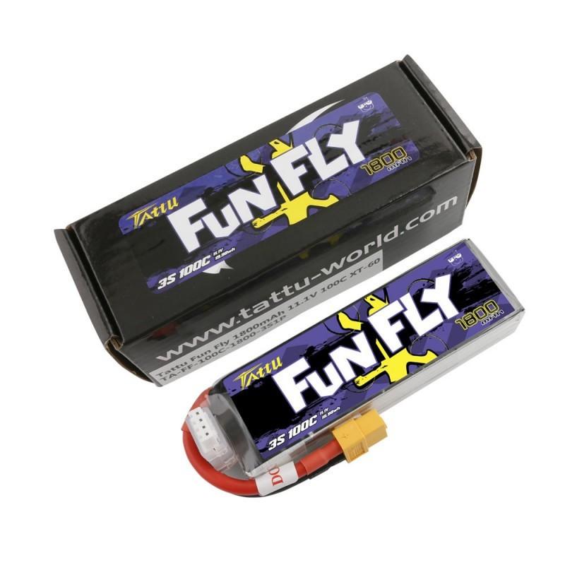 Tattu Funfly 3S 1800mAh 100C