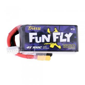Tattu Funfly 4S 1550mAh 100C