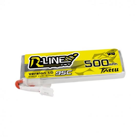 Tattu R-Line 1S 500mAh 95C