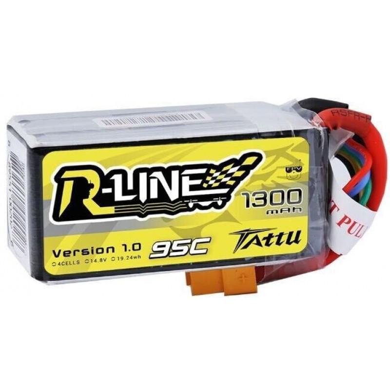 Tattu R-Line 4S 1300mAh 95C