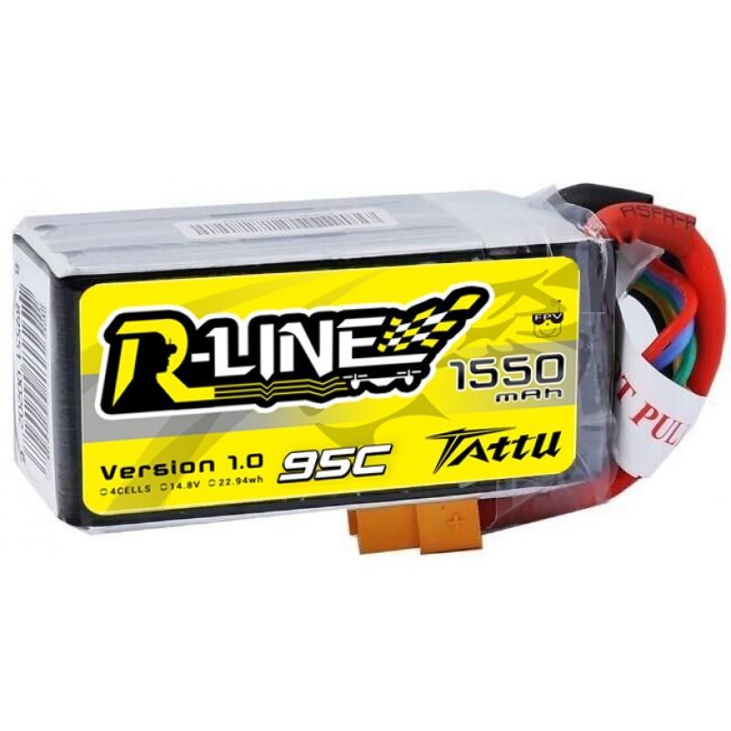 Tattu R-Line 4S 1550mAh 95C
