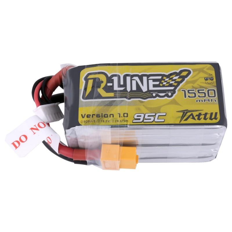 Tattu R-Line 5S 1550mAh 95C