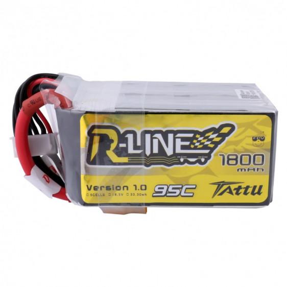 Tattu R-Line 5S 1800mAh 95C