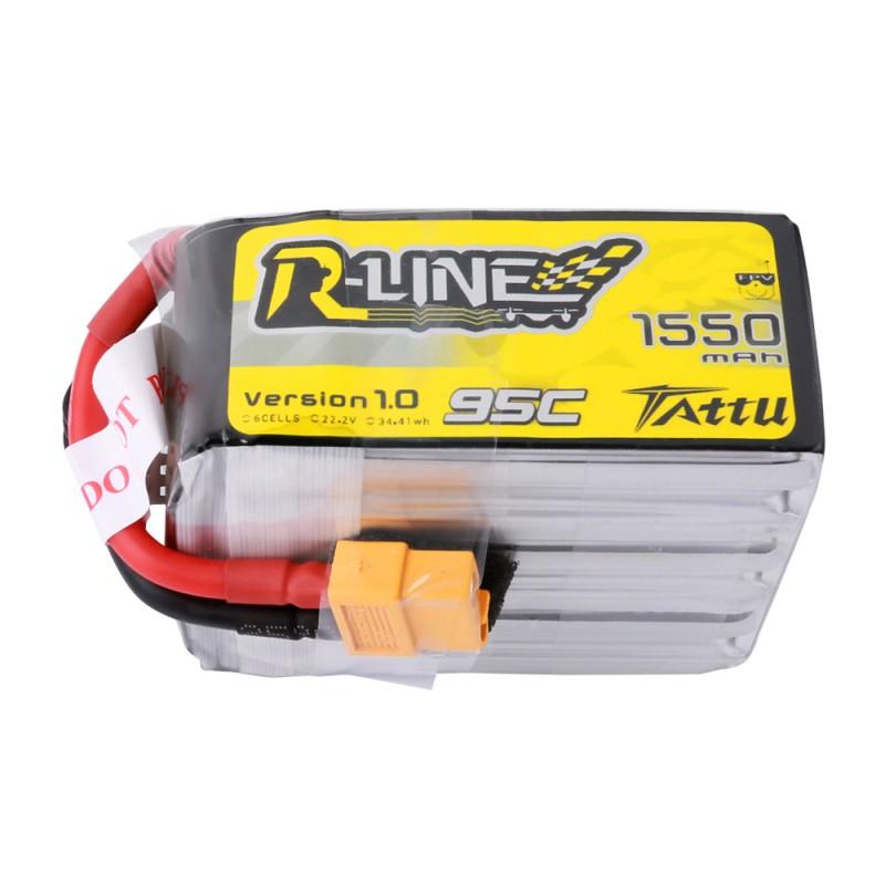 Tattu R-Line 6S 1550mAh 95C