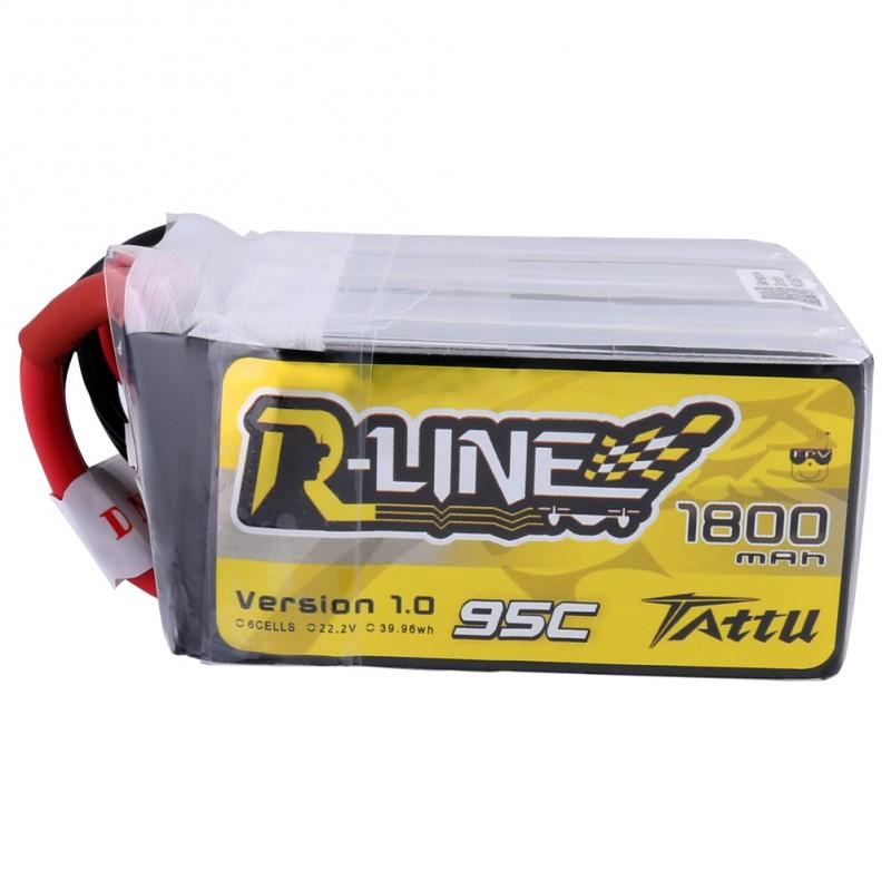 Tattu R-Line 6S 1800mAh 95C
