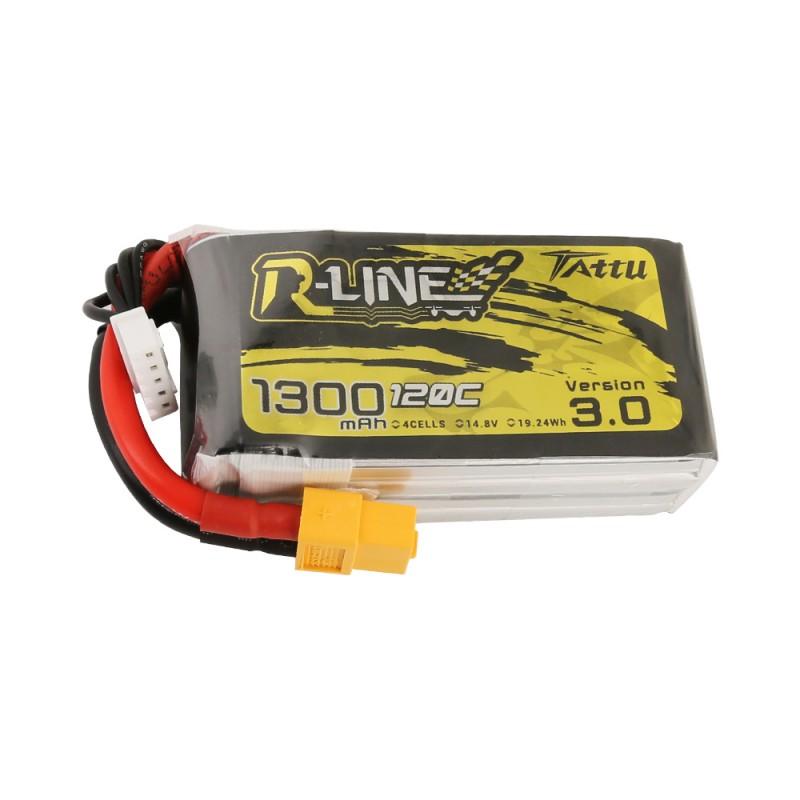 Tattu R-Line V3 4S 1300mAh 120C