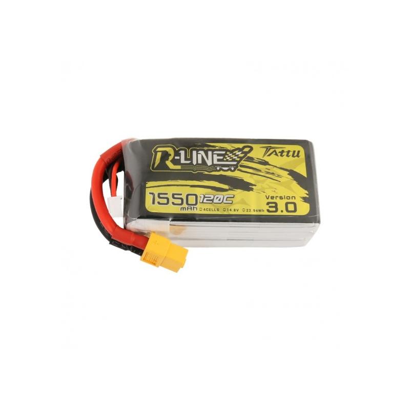 Tattu R-Line V3 4S 1550mAh 120C