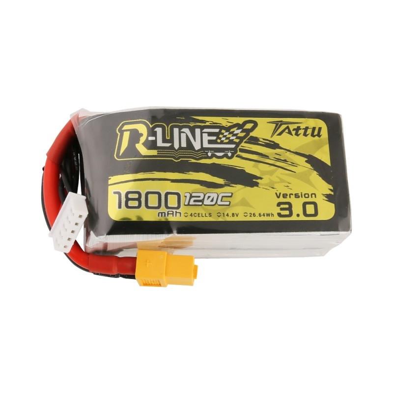 Tattu R-Line V3 4S 1800mAh 120C