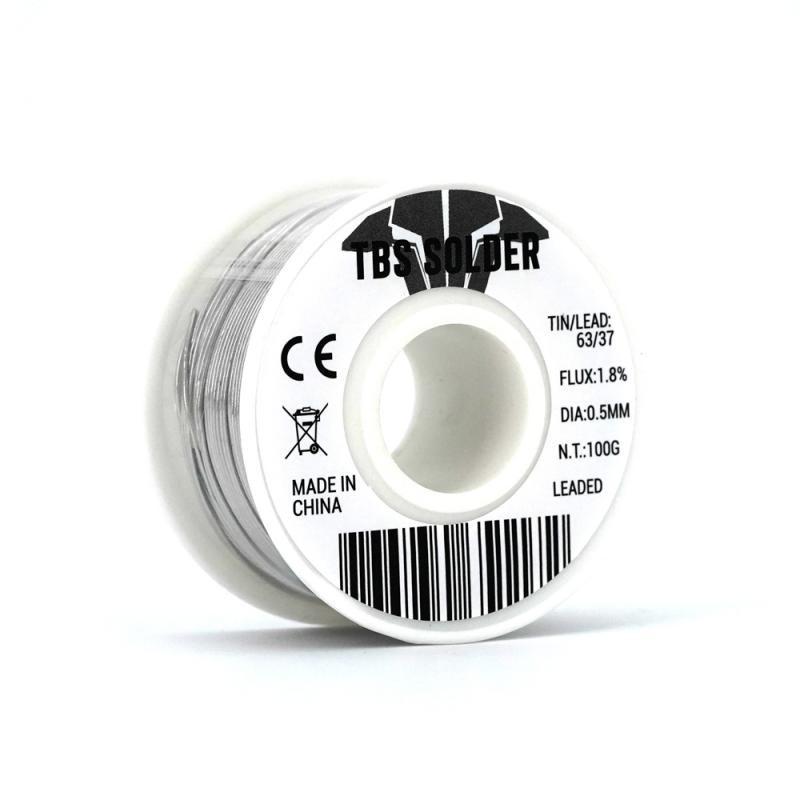 TBS étain 100g Diamètre 0,5mm